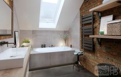 Bathtub, Interior Design, House, Standing Bath, Nest Design, Home Interior Design, Bath Tub, Haus, Bathtubs