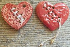 Mended Hearts B1 B2 by MartiC51 on Etsy