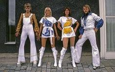Abba 70's music at it's best - but look at the costumes!
