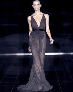 """The Vamp"" La Perla 'Lady Danger' dress"
