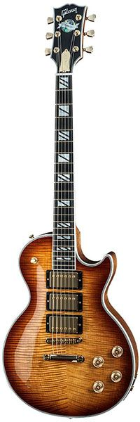 2014 Gibson Limited Edition Les Paul Supreme with 3 pickups