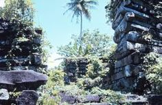 Nan Madol was the ceremonial and political seat of the Saudeleur dynasty, which united Pohnpei's estimated 25,000 people until about 1628. Located in the Pacific Ocean, it is commonly referred to as the 'Venice of the Pacific'.