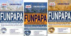Garanta logo sua Apostila Funpapa Belém 2018 - Clique abaixo: