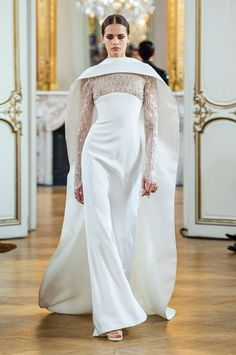 10 Gowns We Loved at Paris Haute Couture Week Fall 2018