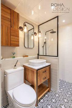 Creative Home, Corner Bathtub, Home Projects, Tiny House, New Homes, Bathroom, Interior, Home Decor, Washroom
