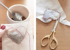 DIY - Sachets de thé personnalisés ~ Line of the Valley Christmas Gifts For Teen Girls, Christmas Gift Box, Homemade Gifts, Diy Gifts, Diy Craft Projects, Diy And Crafts, Diy Cadeau, Tea Packaging, Homemade Beauty Products