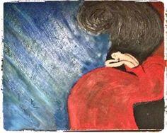 "Saatchi Art Artist Jessica Ivy; Painting, ""Dreaming in Winter"" #art"