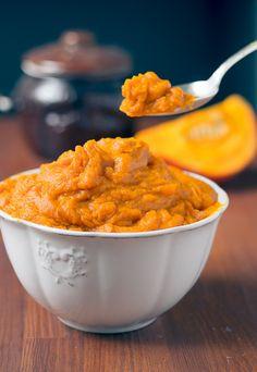 Hommage an den Herbst: fruchtiges Kürbispüree - healthy soulfood