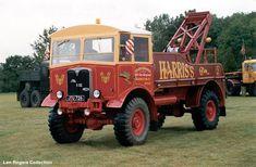 AEC-Oldtime Tow Wrecker Truck (UK)