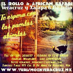 #ElRollo y #AfricamSafari te esperan con las puerta abiertas este 6 de #julio http://www.turismoenveracruz.mx/2013/05/africam-safari-y-el-rollo-te-esperan-este-6-de-julio/ #Veracruz #Xalapa #Mexico