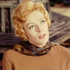 """1969 Maggie Smith -Best actress- """"The Prime of Miss Jean Brodie"""" love her on Harry Potter."""