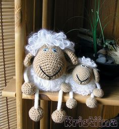 Ravelry: K-Kristiina's Little Sheep