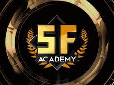 Logo Animation ▸SharpFade ® Academy by GO AUDIOVISUAL on Dribbble