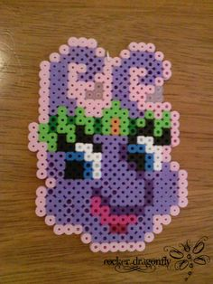 Atta Pixar ( A Bug's Life ) hama beads by RockerDragonfly