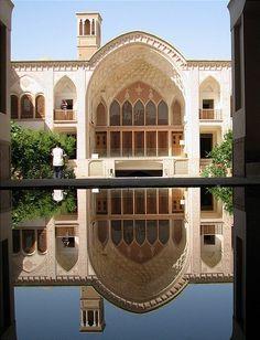 Iran - Kashan - Historical Homes