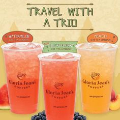 Summer is coming to a close make sure you try one of these delicious Tea Lemonades before they are gone! Available in Huckleberry Kiwi Peach Raspberry Strawberry and Watermelon.  #gloriajeans #tea #lemonade #endofsummer #icedtea #icedtealemonade @shopmallofnh