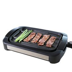 Smokeless Indoor Barbecue Grill - Home Furniture Design - Reality Worlds Tactical Gear Dark Art Relationship Goals Indoor Barbecue Grill, Indoor Grill Pan, Indoor Electric Grill, Grilling Tips, Grilling Recipes, Home Furniture, Furniture Design, Healthy Recipes, Healthy Food