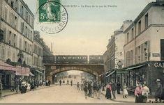 Pont de la rue de Flandre