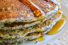This+recipe+for+Lemon+Poppy+Seed+Pancakes+has+been+tantalizing