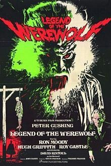 1975 Legend of the Werewolf UK