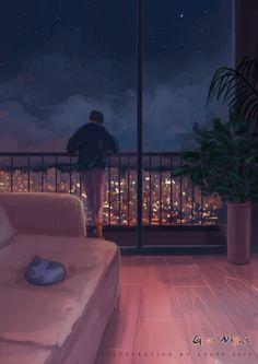 微凉的夜风,微凉的晚安:)-lost7