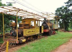 Locomotivas Usina Amália