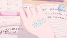 Photos and anime gifs Manga Anime, Anime Gifs, Old Anime, Manga Art, Anime Art, Japanese Aesthetic, Pink Aesthetic, Aesthetic Anime, Kawaii Anime