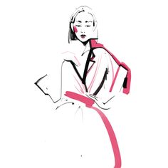 #fashiondrawings #ilustration #tumblr