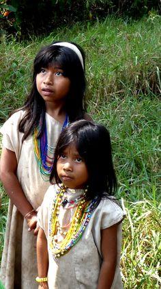 Descubrimiento de la cultura Kogi! magictourcolombia.com #wetakeyouthere