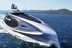 Yachts, Concept, Andy Waugh   #YachtNews