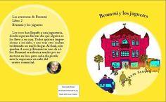 Meine Bücherwelt: Brummi y los juguetes: Las aventuras de Brummi: 2