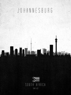 Johannesburg: 31 March - 22 June 2015 Soms moet je in het diepe springen. Johannesburg City, Human Body Parts, Pub, Expressive Art, World Cities, Roadtrip, Vacation Places, Graphic Design Posters, Vintage Travel Posters