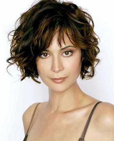 11.Hairstyle for Short Hair with Bangs