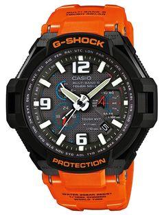 CASIO G-SHOCK GRAVITYMASTER | GW-4000R-4AER