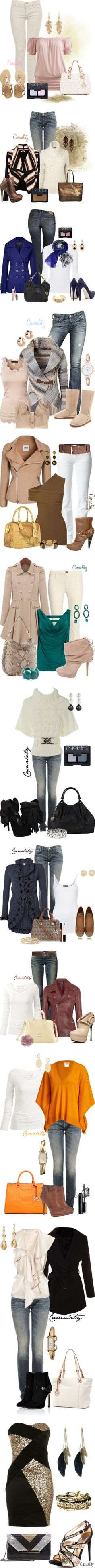 """""""casual"""" by shnnn-ellis ❤ liked on Polyvore"""
