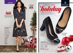 Amp up your holiday look -- this little black showstopper will make sure you're dressed to impress.