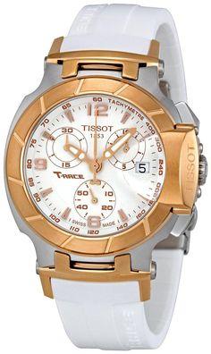 500ae6c9f7a3 Tissot T-Race White Dial Women's Watch Model: Hand/Wrist Watch Store. T -Race.