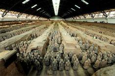 Il Viaggiatore Magazine - Esercito di Terracotta - Xian - Shaanxi, Cina