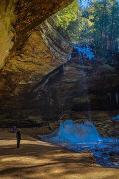 Ash Cave, Hocking Hills State Park, Ohio
