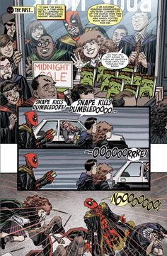 deadpool hates spoilers----''- Deadpool is Hufflepuff. I repeat, Deadpool is Hufflepuff!