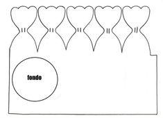 Dulceros en forma de saquitos en foami o goma eva - Dale Detalles
