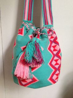 beach Wayuu bag - New Arrivals