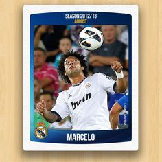 Real Madrid Collections - Marcelo
