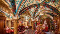 La Boutique du Château | Boutique Disneyland Paris | Disneyland Paris
