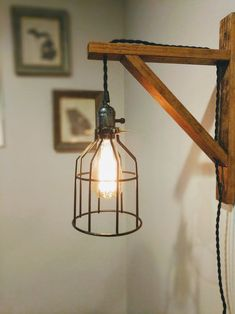 When shopping for a lamp for your home, the options are almost endless. Get the most suitable living room lamp, bedroom lamp, desk lamp or any other type for your selected space. Lamp, Hanging Light Fixtures, Wall Lamps Bedroom, Plug In Pendant Light, Wall Sconces Living Room, Wall Lamp, Rustic Lamps, Rustic Wall Lighting, Pendant Lighting Bedroom