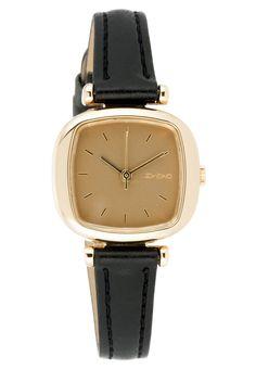 Feminine Uhr mit dezentem Vintage-Charme. Komono MONEYPENNY - Uhr - gold/black für 49,95 € (14.08.16) versandkostenfrei bei Zalando bestellen.