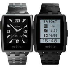 CES: 2014 Pebble Steel Smartwatch Announced