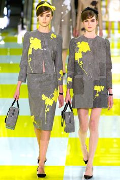 Défilé Louis Vuitton: Printemps-été 2013
