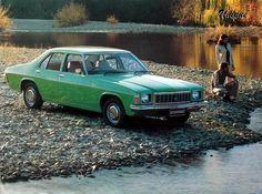 1974 Holden HJ Kingswood