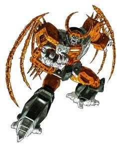 Unicron - Transformers G1